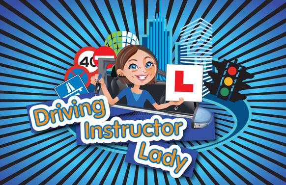 The Driving Instructor Lady